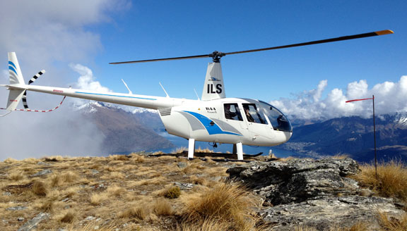 Queenstown helicopter